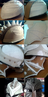 Inquisition Helmet Process by Striped-Stocking