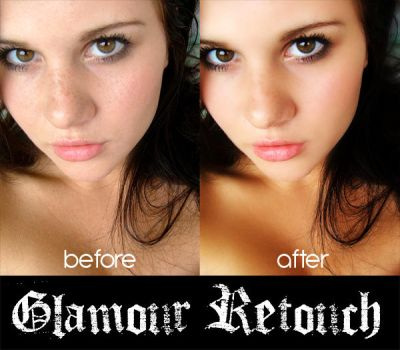 Glamour Skin Retouch by EekMary