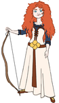 Merida's Outfit by xCandySlice