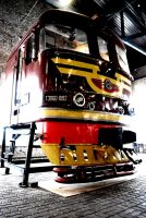 Electric Train by TheTaier
