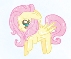 Fluttershy~ by Star--Sprout