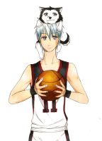Kuroko no Basket - Similarities by Feutre34