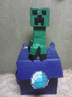 Duct Tape Creeper by Stickfiguresrule321