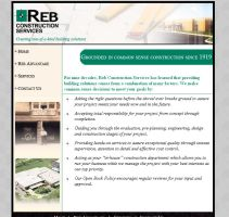 Reb Construction by jrbamberg