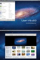 Lion VS 2.0 by wendellbarroso