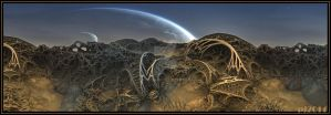 Planetscape by pulsar69fr