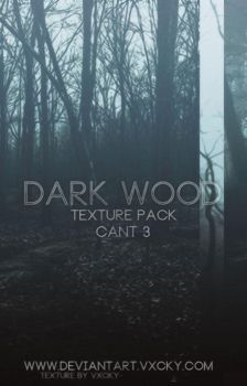 Dark Wood - Texture Pack by vxcky
