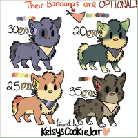 Cute Adopts by KelsysAdoptables