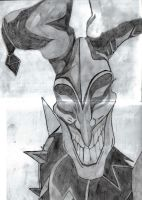 Shaco, the Demon Jester by MrRakky