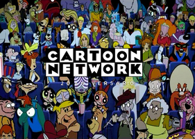 Feliz 20 Aniversario Cartoon Network by AndresToons