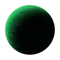 Green Planet PNG by Breezyxox