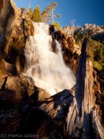 Eagle Falls by MartinGollery