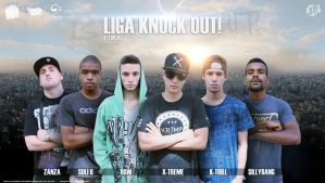 Isto e Knock Out 4 by JuniorNeves