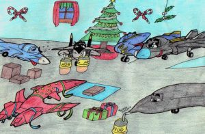 Christmas 2010 by Silverwyng1059