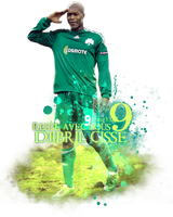 Djibril Cisse by H3llish