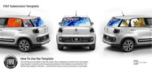 FIAT contest: Immagination by DrawingTessa
