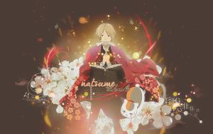 Natsume Yuujin Chou wallpaper by lady-alucard