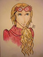 luna lovegood by viveie