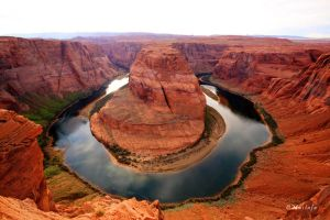 Horseshoe Bend by mystic552