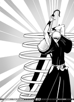 BLEACH fanmanga The White Queen Bee 013 by Lanthiro