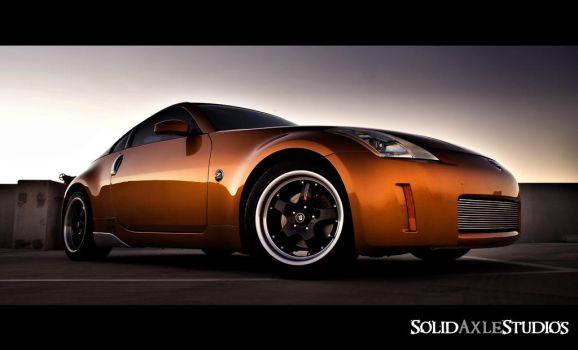 350z HDR by SolidAxleStudios