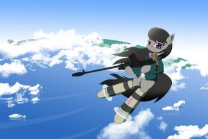 Strike Witches Octavia by ZzVinniezZ
