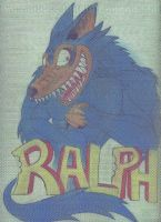 Rampage: Ralph the Wolf by Phycosmiley