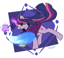 Archmage Twilight? by Rivibaes