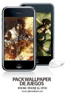 Pack Wallpapers Juegos Iphone by jpapollo