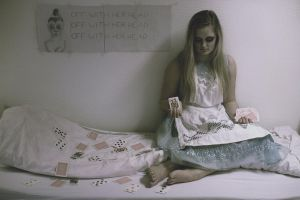 Alice in underland by Allthechanges