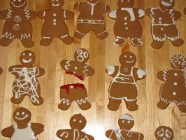 Ginger Breads by sinister7showdown