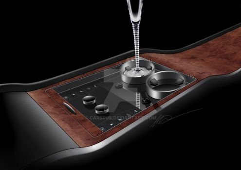 Bentley Sterling Interior 1 by carsrus