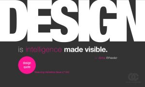 Design quote by orioncreatives