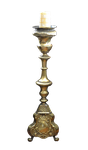 Candlestick PNG by FrankAndCarySTOCK