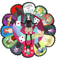 The Game of Life by Flar-La-Lar