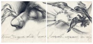 Dream. Diptych by OlgaSternik
