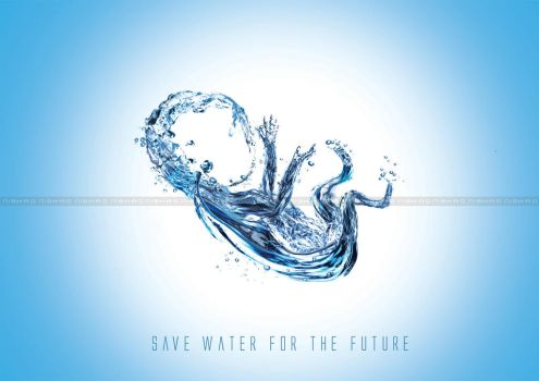 save water by nishad2m8