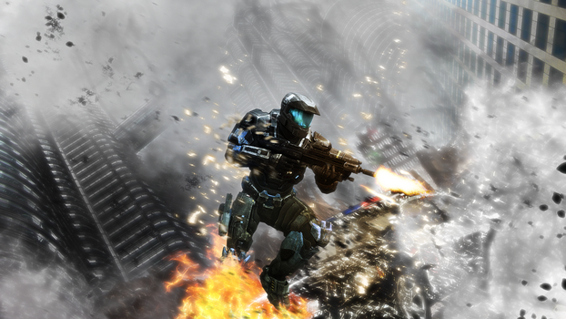 Halo Crysis by TW-Inkognito