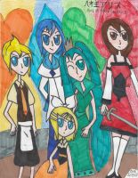 Vocaloids- Alice of Human Sacrifice by Millie-the-Cat7
