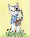 Animal Crossing: Mannix by alicelights