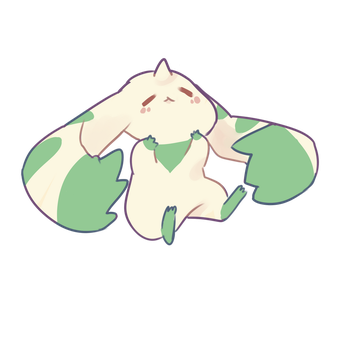 terriermon! by mossbot