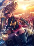 Ms Marvel by AgusSW