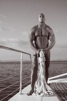 BluQ Deckhand by GlennMichaelImages