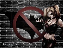 Harley Quinn Wallpaper by derianl