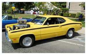 Blown 1970 Duster by TheMan268