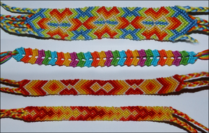 Bracelets set no. 1 by asiak-91