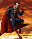 Man of Steel by SuiZ