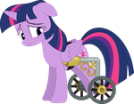 Twilight is crippled (remake) by Porygon2z