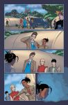 Dr Who issue 9 page by CharlieKirchoff