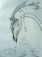 Broken Heart... Dragon. by AkirianaBlackRose666